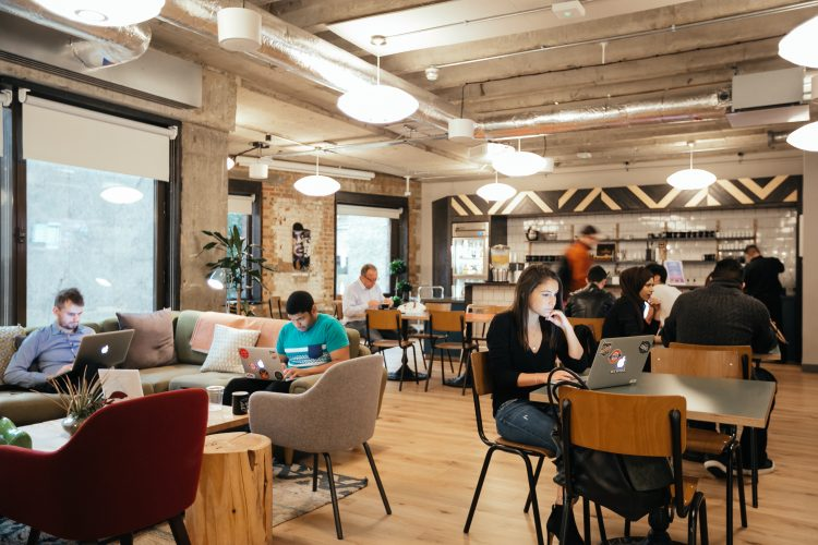 Co-Working Space in Hong Kong
